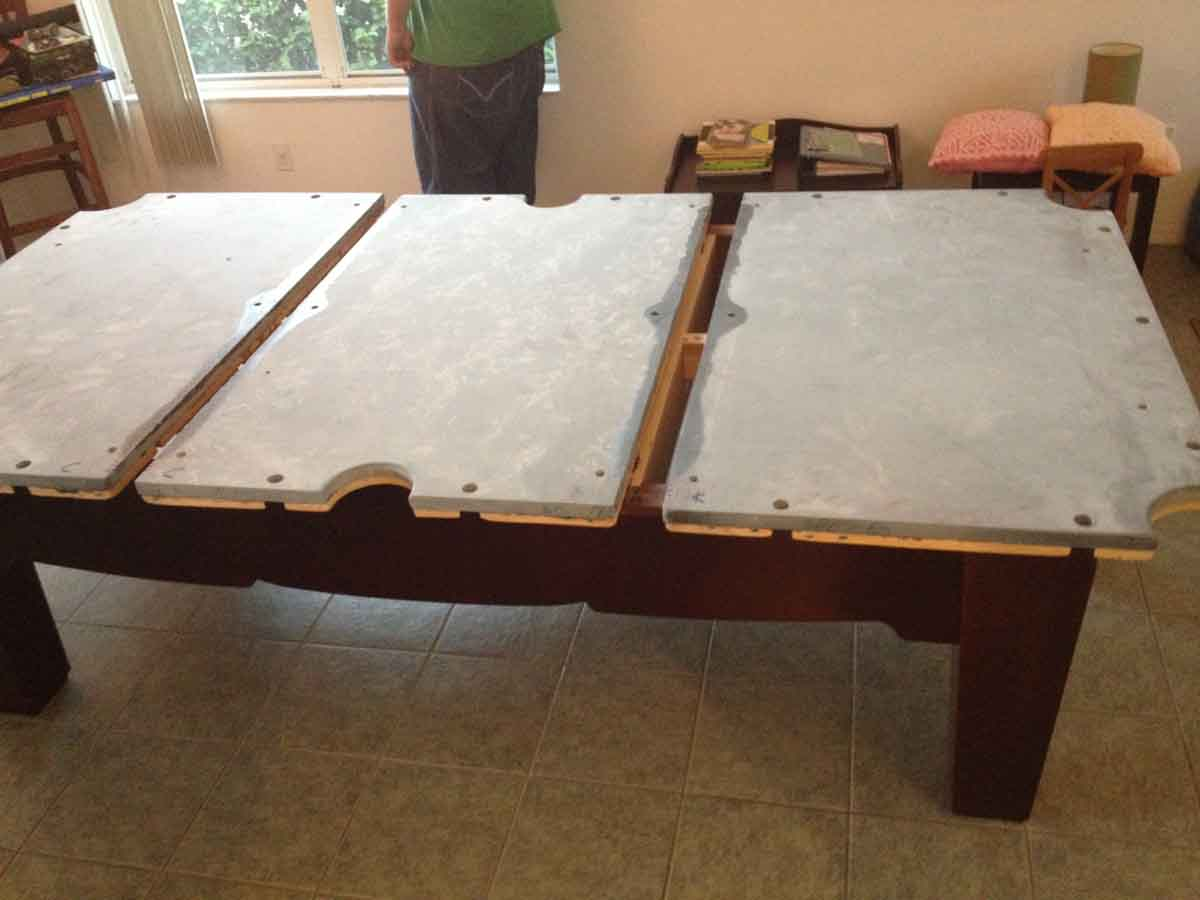 Merveilleux Pool Table Installation And Recovery